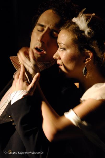 Orphée et Eurydice - Théâtre Mouffetard - Paris