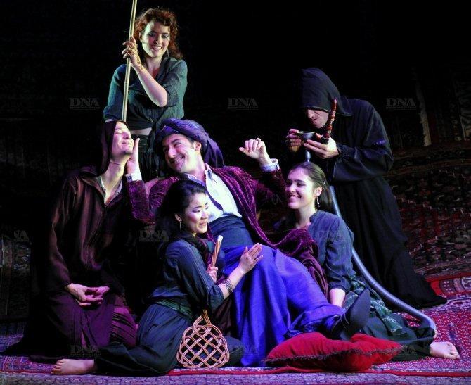 Aladin et la lampe merveilleuse - Le Grand Sultan 1