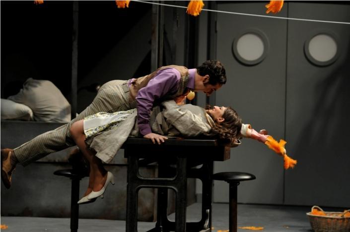 Le Mariage Secret - Opéra National du Rhin